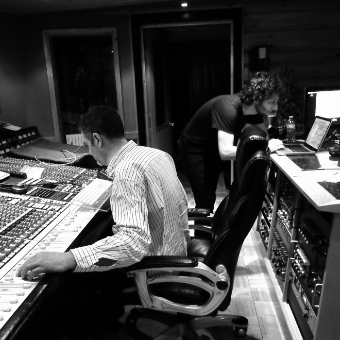 David Sussman @ Lenny Fontana Studios_Nyc