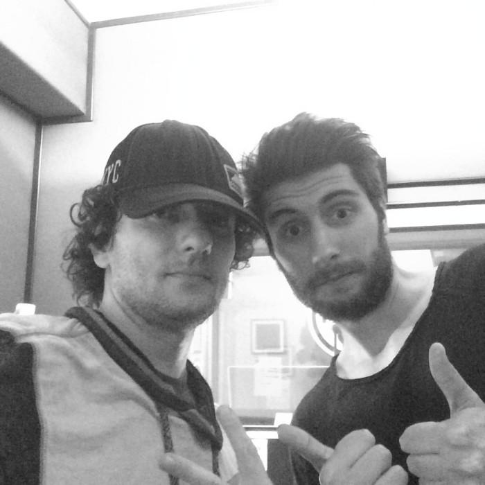 Patrizio Matted @ Radio DeeJay_Italy